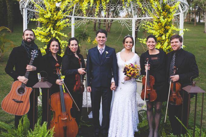 Quartilis - música para casamento